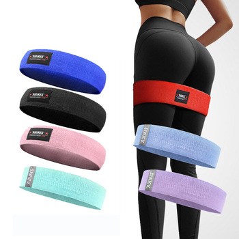 Fitness Yoga Rubber Bands Expander Elastic Band For Fitness Sports Elastic Bands Resistance Exercise Equipment resistance bands 8 shaped fitness elastic rubber loops latex pull rope sports rubber expander band yoga pilates fitness belt