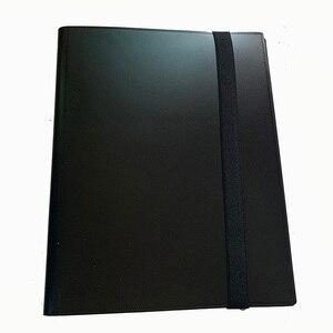 Image 3 - 360 Cards Capacity Cards Holder Binders Albums For Pocket CCG MTG Magic Yugioh Board Game Cards Book Sleeve Holder