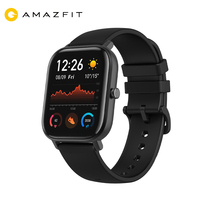 Global Version Huami Amazfit GTS 1.65 Inch AMOLED 5ATM Waterproof Smart Watch wi