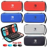 Per accessori Nintendo Switch custodia da viaggio custodia NS custodia per il trasporto custodia rigida protettiva in EVA per Console Nintendo Switch