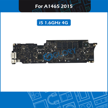 Laptop Motherboard A1465 Logic board 820-00164-A i5 1.6GHz 4GB For Macbook Air 11″ A1465 mother board Replacement 2015