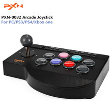 цена на Arcade Joystick for PC Sony PS4 PS3 PS 4 Xbox One Control Gamepad Trigger Game Pad USB Remote Stick Kit Controller Joypad Gaming