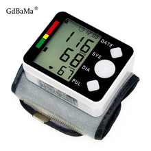 2019 Universal Health Care Blood Pressure Tester Sphygmomanometer Medical Equipment Tonometer Electronic Newest Monitor
