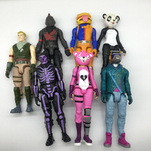 12'' Hot Night Trooper Cuddle Team Leader Skull Trooper DJ Yonder Black Knight Tomatohead Action Figure