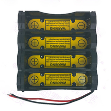 2S2P DIY Power5ed Hộp Sạc Xả Điều Khiển Pin Dành Cho Pin Li ion 7.4V 18650 Cell Pin Khe Cắm Sạc
