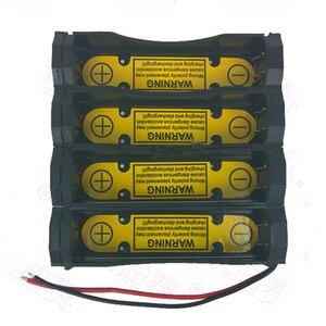 Image 1 - 2S2P diy power5edボックス充電放電制御バッテリーホルダーケースリチウムイオン7.4v 18650電池充電スロット
