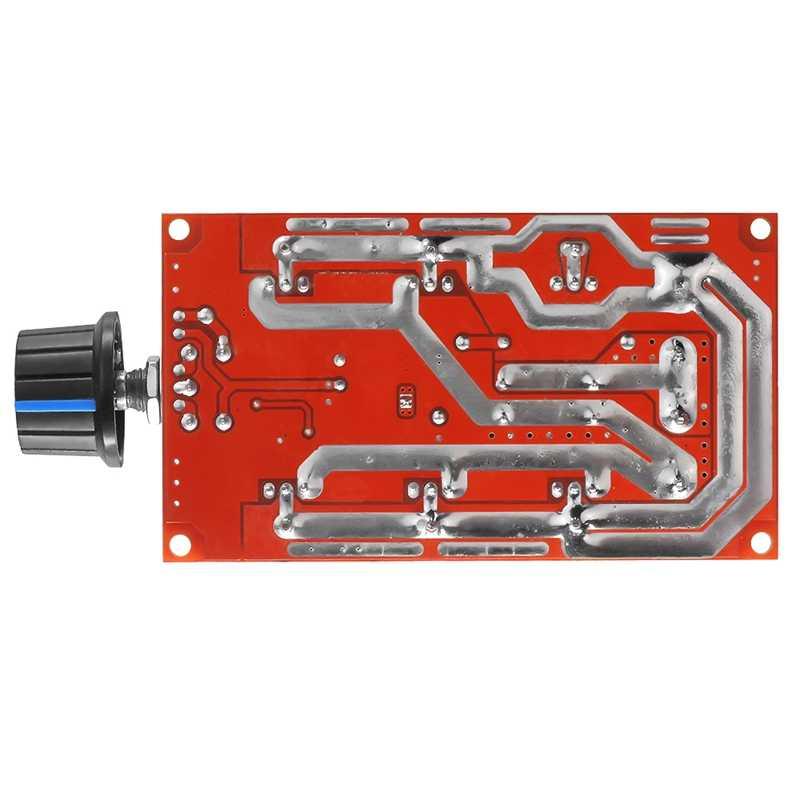 12V 24V 48V 2000W MAX 10-50V 40A dc motor hız kontrolü PWM HHO RC Denetleyici