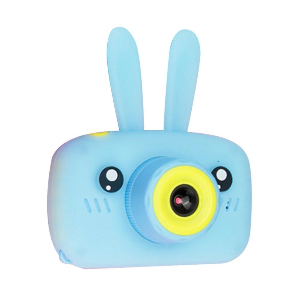 K9 Bunny Child Camera 1300W Pixel Photo Recording Multi-Function Children'S TOY 8G Memory Card Children Shoot Camera