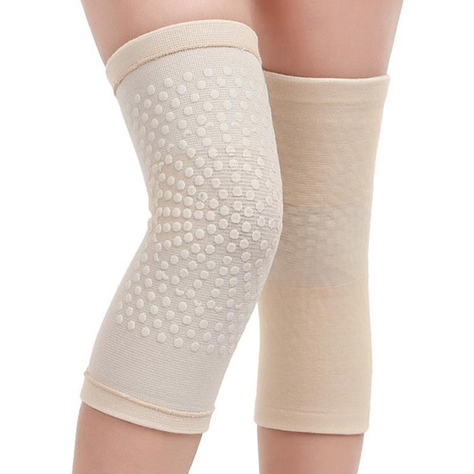 2 pcs Tourmaline Self Heating Knee Pads Warm for Arthritis Joint Pain Reliefs Knee Protection Tools Winter Supplies ZJ55