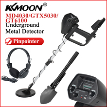 KKmoon MD4030 Metall Detektor Pinpointer Professionelle Gold Detektoren Schatz Hunter Tracker Seeker Metall Finder