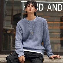 Men Sweater Winter New O Neck Sweaters Fashion Trend Men's S