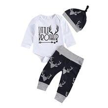 2020 Новый Осень на возраст от 0 до 18 месяцев Одежда для новорожденных