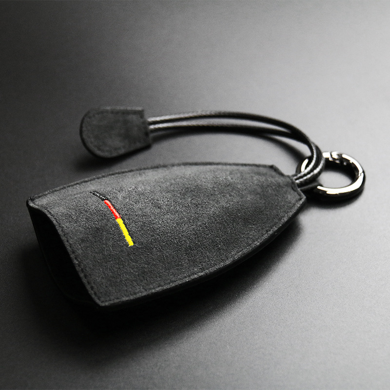 cheapest Real Carbon Fiber Car Key Case for Mercedes Benz AMG W203 W210 W211 W124 W202 W204 W205 W212 W176 C117 W213 X156 W246 key Cover