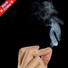 4 шт./лот волшебный дым от пальцев советы волшебный трюк сюрприз шалость шутка мистические смешные игрушки забавные игры подарок