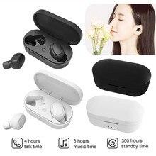 ชุดหูฟังไร้สายบลูทูธ 5.0 หูฟังกีฬาเพลงหูฟังEAR BudสำหรับVIVO SONY xiami Xiaomi xaomi xaiomi