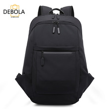 New Style Men's Casual Shoulder Backpack Waterproof Student School Bag Travel Nylon Light-Computer Backpack цена 2017