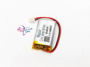 Image 2 - JST XH 2.54 millimetri 802540 3.7V 1000MAH batteria ai polimeri di litio 852540 di codice di scansione strumento altoparlante guida apparato