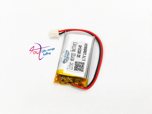 Image 2 - JST XH 2.54mm 802540 3.7V 1000MAH lithium polymer battery 852540 scan code instrument speaker driving apparatus