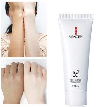 Brightening cream, moisturizing sunscreen, face and body barrier cream, UV protection, summer sunscreen and whitening cream 1