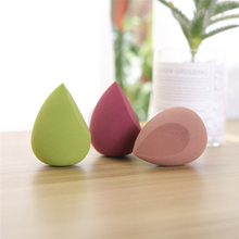 4 Colors Makeup Foundation Sponge Cosmetic Puff Powder Smooth Women Beauty Make Up Tools Accessories