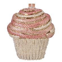 Sacs à main rose glace FGG, pochettes De soirée en cristal pour femmes, pochette pour fête De mariage, sac De mariée en diamant