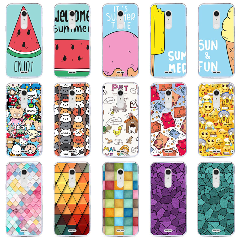J&R Soft TPU <font><b>Cases</b></font> For <font><b>Alcatel</b></font> <font><b>A3</b></font> <font><b>XL</b></font> <font><b>Case</b></font> 3D Cat Cute Bags Shell For <font><b>Alcatel</b></font> <font><b>A3</b></font> <font><b>XL</b></font> 9008D Phone <font><b>Cases</b></font> Silicone Coque Fundas image
