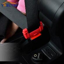 Siliconen Autogordel Seat Belt Cover Voertuig Gesp Clip Veiligheidsgordel Clip Voor Smart Fortwo Forfour 451 453 450 Auto accessoires