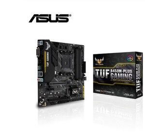 Новая игровая Материнская плата ASUS TUF, игровая материнская плата DDR4 Socket AM4 для настольных ПК, двухканальная материнская плата DDR4 64 ГБ, оригин...
