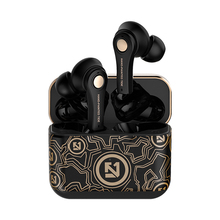 Sport Earphone Buds Tws Bluetooth Wireless Ear Orignal with Mic for Touch-Control Hand-Painted