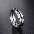 Корейская версия простой лезвие бритвы для мужчин кольцо панк парные кольца из нержавеющей стали для мужчин и женщин, модное ювелирное изде...