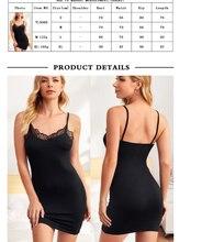 2020 женское летнее базовое пижамное платье на бретельках черное