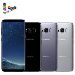 Samsung Galaxy S8 G950 Snapdragon 835 разблокирован мобильный телефон 5,8