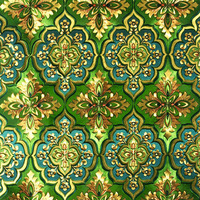 10m 3d Damsk Wallpaper Pvc Flower Pattern European Wallpaper For Living Room Bedroom Gold Foil Hotel Wallpapers