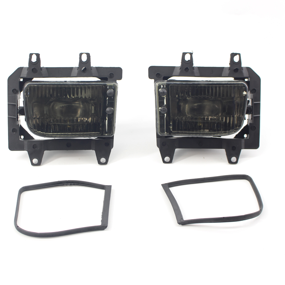2pcs/Pair Front Bumper Clear Fog Lights IPN 63171385945 / 63171385946 For <font><b>BMW</b></font> <font><b>E30</b></font> <font><b>318i</b></font> 320 325i 1982to1994 Car Lamp 3 image