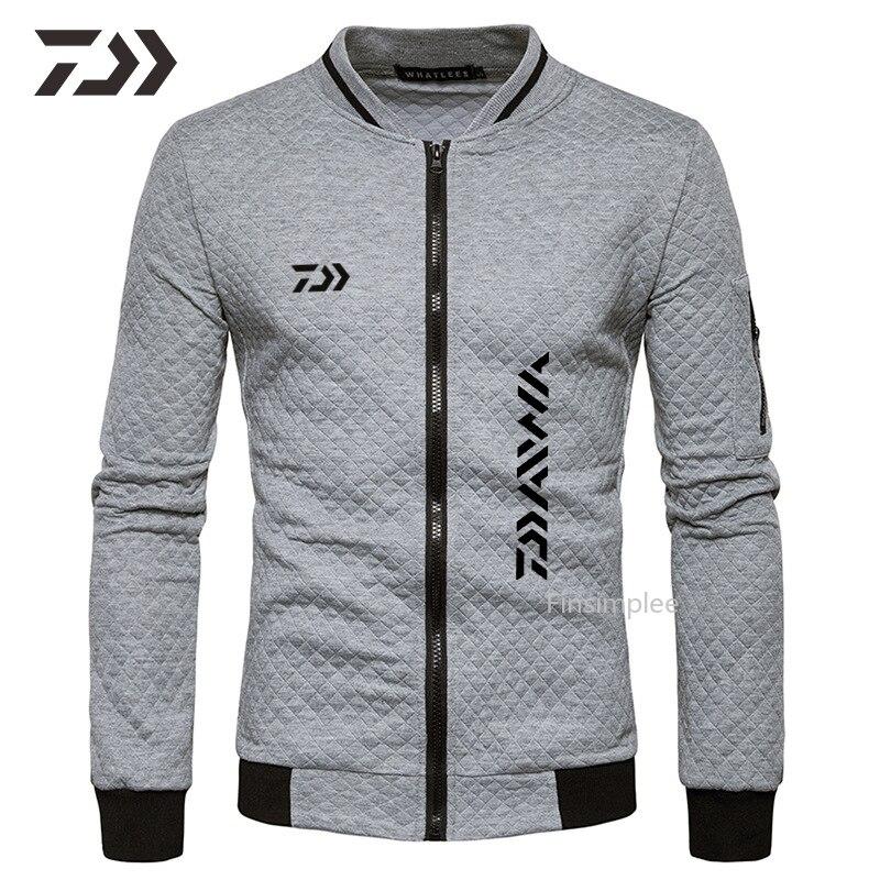 daiwa roupas de pesca dos homens camisa 02