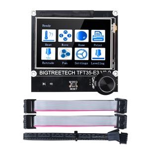Image 4 - Placa de Control BIGTREETECH SKR MINI E3 V2 TMC2209 UART + TFT35 E3 pantalla táctil piezas de impresora 3D para Creality Ender 3/5 CR10 TFT35