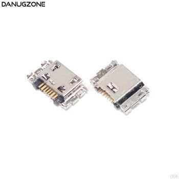 2PCS/Lot USB Charging Dock Port Connector Charge Socket For Samsung Galaxy J3 2016 J320 J320A J320F J3109 J100 J500 J500G T355C цена 2017