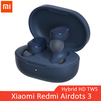 Disponibile Xiaomi Redmi AirDots 3 Mi True Wireless Bluetooth 5.2 auricolare Stereo Auto Link Smart Wear Touch Control cuffie apt-x