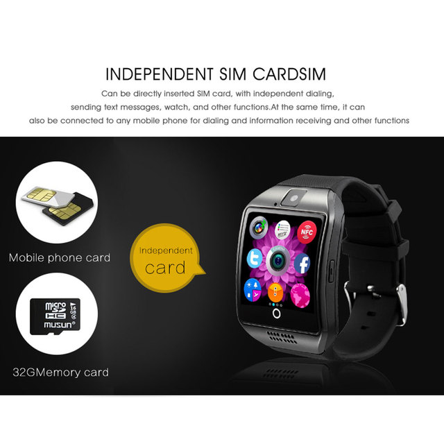 Smart Watch fitness tracker Bluetooth Pedometer sport Smartwatch with Sleep Monitoring System and HD Display Screen 1
