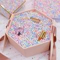 10 г-100 г разноцветный пенопластовый наполнитель для шариков Макарон Подарочная коробка Полистирольные бусины для хранения игрушек «сделай ...