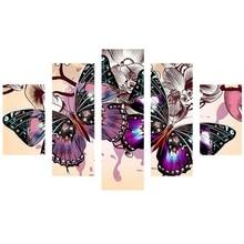 Полная дрель Diy 5D алмазная вышивка крестиком комплект домашнего декора