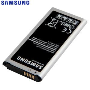 Image 2 - SAMSUNG Original Battery EB BG800CBE EB BG800BBE For Samsung GALAXY S5 mini S5MINI SM G800F G870a G870W EB BG800BBE 2100mAh NFC