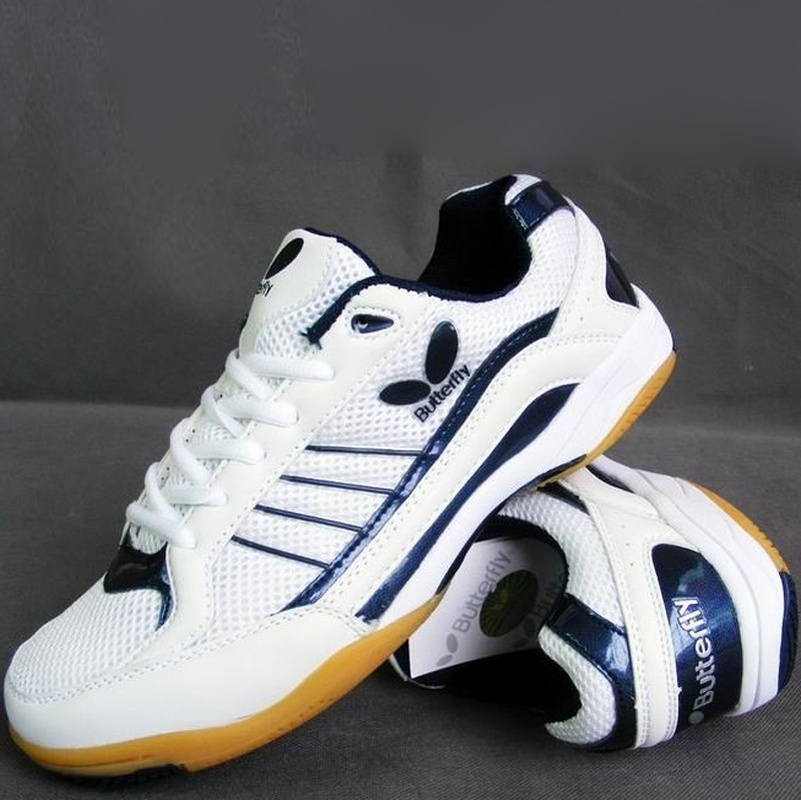 Men Women Mensh Badminton Shoes Male Comfortable Training Breathable Anti-Slippery Light Sneakers Female Fitness Sport Shoes