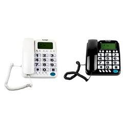 FESTE telefon BILDSCHIRM KENNUNG ANRUFE ÄLTERE DESKTOP ZIFFERN TF-L22