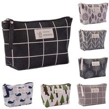 Multifunction Cosmetic Bag Organizer Zipper Handbag Women Toiletry Bag Lazy Makeup Bags Quick Pack Waterproof Travel Storage #4z