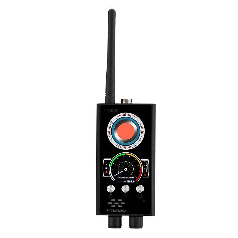 zhen teste anti escuta anti monitoramento fotografia detector 04