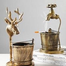Скандинавские винтажные Железные украшения персонализированные