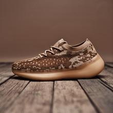 Стиль, комбинированная мягкая подошва, Кен, Кокосовая обувь 350v3, мужская обувь, терракотовые воины, зимняя модная обувь, спортивная обувь для бега, Putia