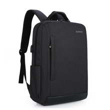Trendy High Quality Youth Backpack Oxford Cloth Simple Waterproof Travel Lightweight 15.6-inch Computer