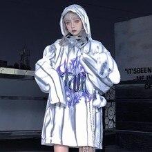 Streetwear Hoodies Pullover Spring Harajuku Tie-Dyed-Print Thickening Sweashirt Women